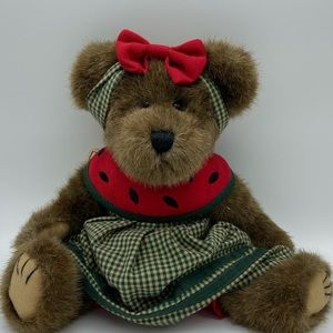 Boyd's Bear Authentic w/tag Vintage Best Dressed
